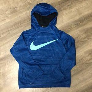 Youth Nike pullover hoodie sweatshirt